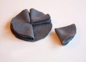 Как сшить шапку из трикотажа15