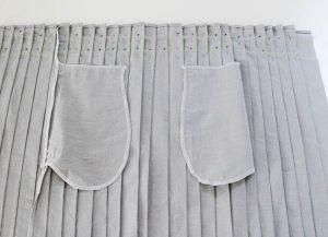 Как сшить юбку в складку5