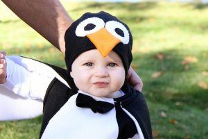 Костюм пингвина своими руками28