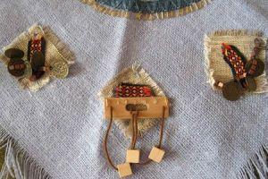 костюм индейца своими руками7