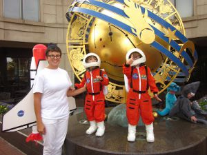 Костюм космонавта своими руками15