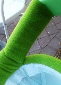 Костюм лягушки своими руками45