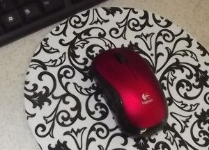 Коврик для мыши своими руками7