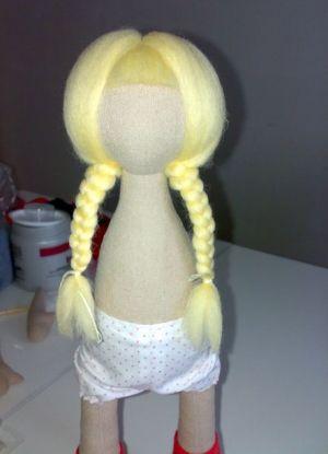 Кукла Снежка - мастер-класс32
