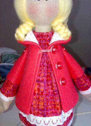 Кукла Снежка - мастер-класс36