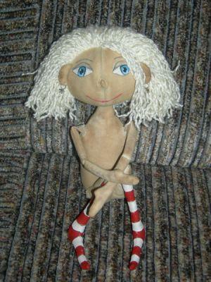 Кукла тыквоголовка – мастер-класс17