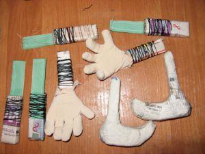 Куклы-марионетки своими руками10