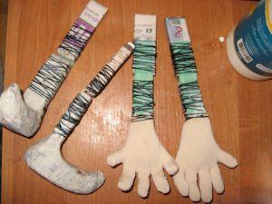 Куклы-марионетки своими руками11