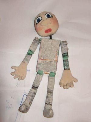 Куклы-марионетки своими руками14