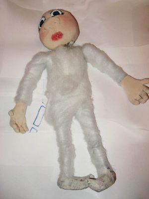 Куклы-марионетки своими руками15