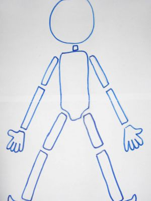 Куклы-марионетки своими руками2