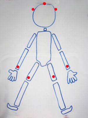 Куклы-марионетки своими руками22