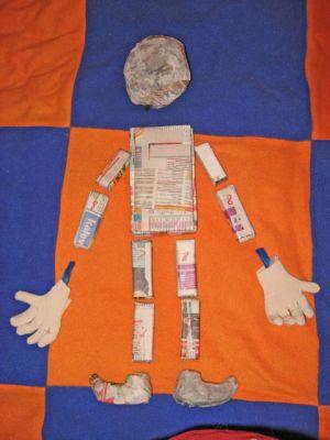 Куклы-марионетки своими руками8