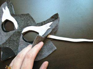 маска волка своими руками12