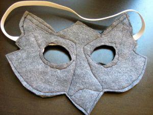 маска волка своими руками14