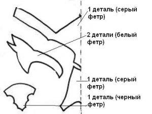 маска волка своими руками2