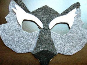 маска волка своими руками8
