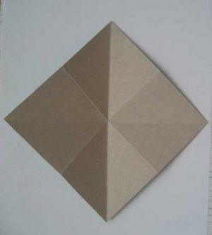 модульное оригами цветы14