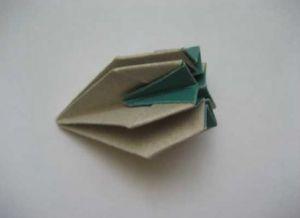 модульное оригами цветы24