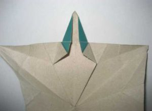 модульное оригами цветы27