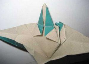 модульное оригами цветы29