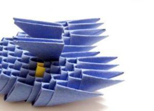 Модульное оригами - дракон22