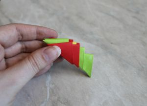Модульное оригами - дракон45