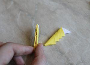 Модульное оригами - дракон46