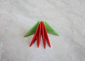 Модульное оригами - дракон47