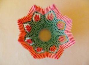 модульное оригами корзинка мастер класс15