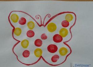 Нетрадиционное рисование в детском саду2