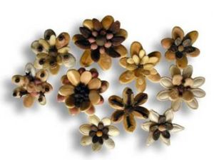 панно из арбузных семечек4