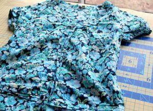 Платье для беременных своими руками8