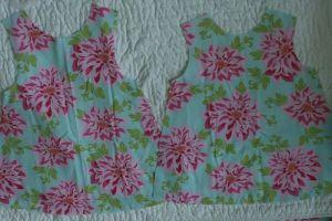 Платье для девочки своими руками6