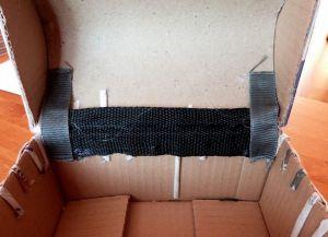плетение сундука из газетных трубочек15