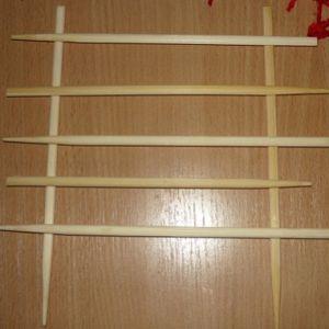 поделки из палочек для суши1