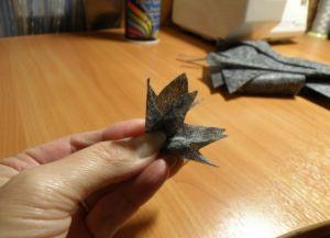 поделки из арбузных семечек6