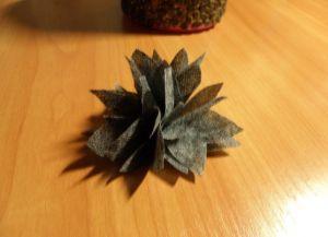 поделки из арбузных семечек8