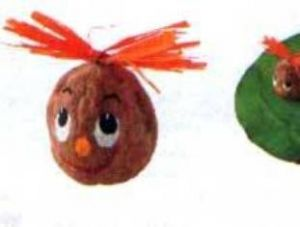 Поделки из скорлупы грецкого ореха20