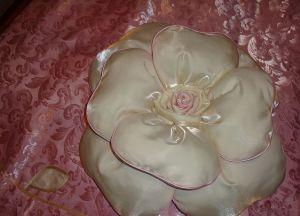 Подушка-роза32