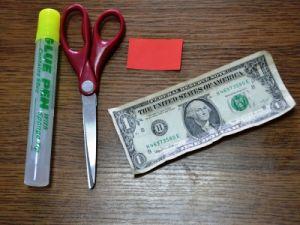 Как свернуть деньги для подарка 57