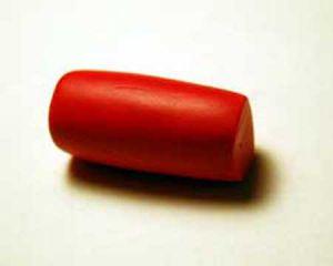 Серьги из полимерной глины1