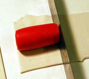Серьги из полимерной глины2