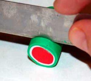 Серьги из полимерной глины8