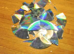 Шар из дисков своими руками9