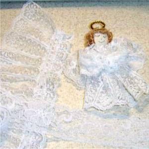 Ангел из ткани своими руками10