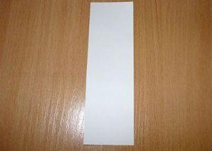 Термометр из картона своими руками3