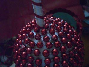 топиарий из бусин10