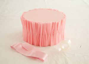 торт из бумаги своими руками4