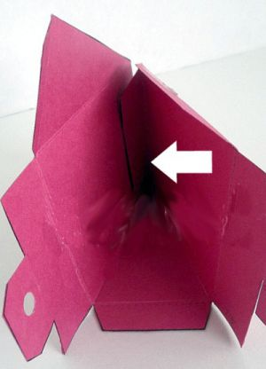 торт из бумаги своими руками5